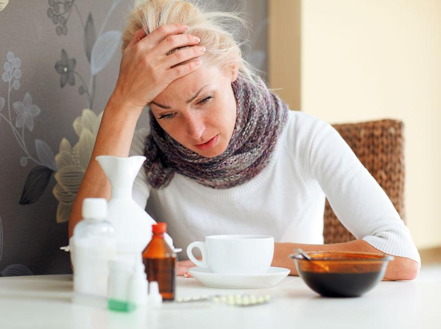 Как быстро вылечиться от простуды