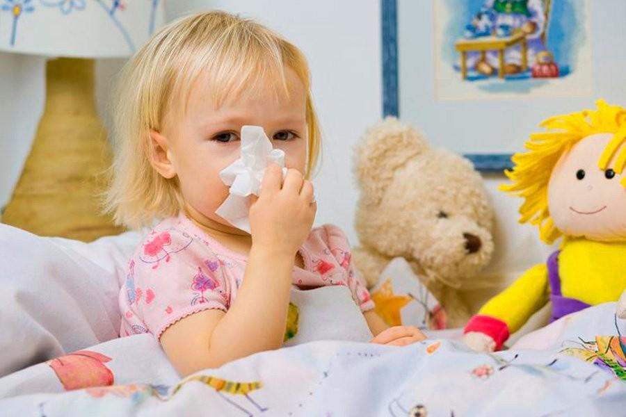 Как быстро вылечить простуду у ребенка